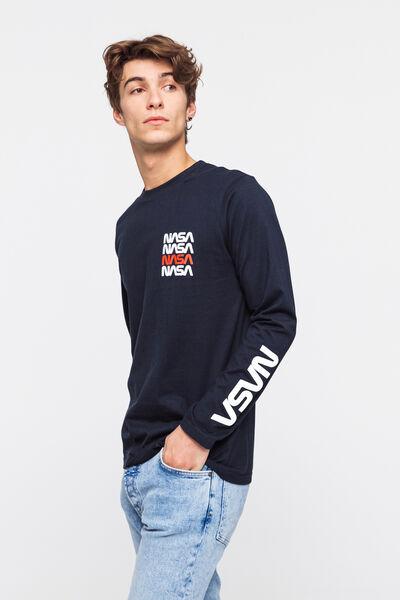 T-shirt manches longues NASA
