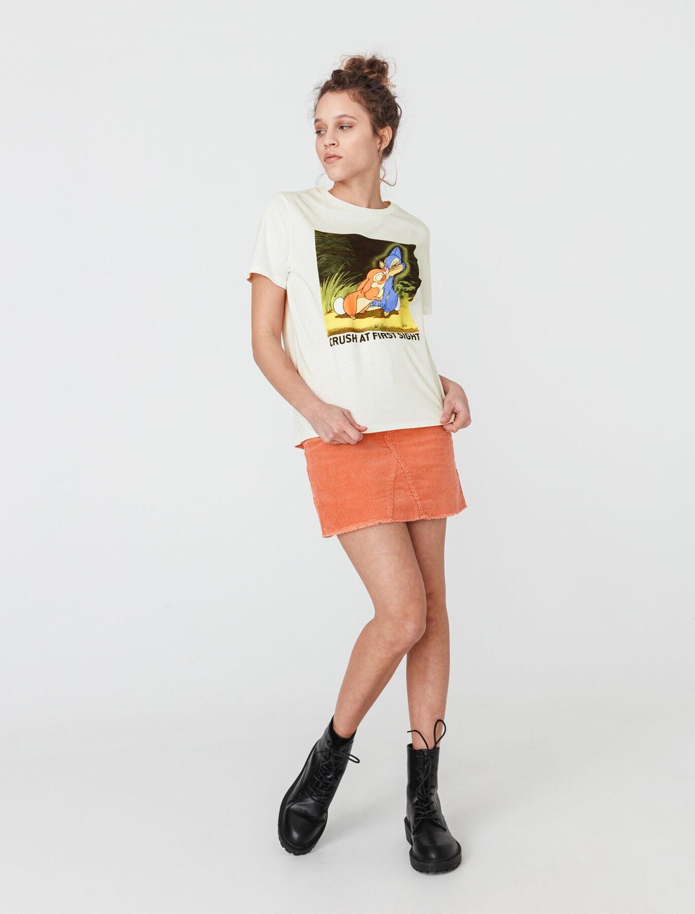 """T-shirt licence """"PANPAN"""" en coton bio"""