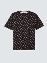 T-shirt de noël avec print pain d'épice