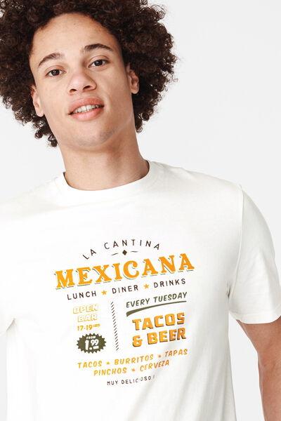 T-shirt humour en coton BIO