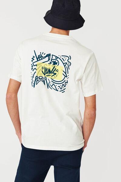 """T-shirt """"dents de la mer"""""""