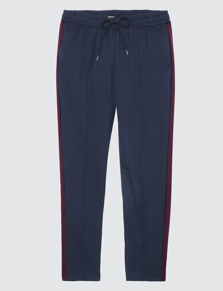 Pantalon style jogging