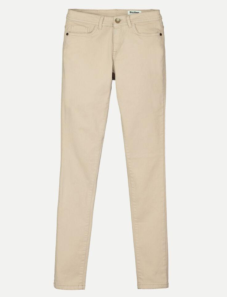 Jean coloré 5 poches