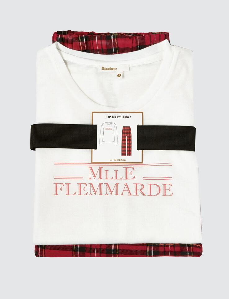 Pyjama Girl flanelle