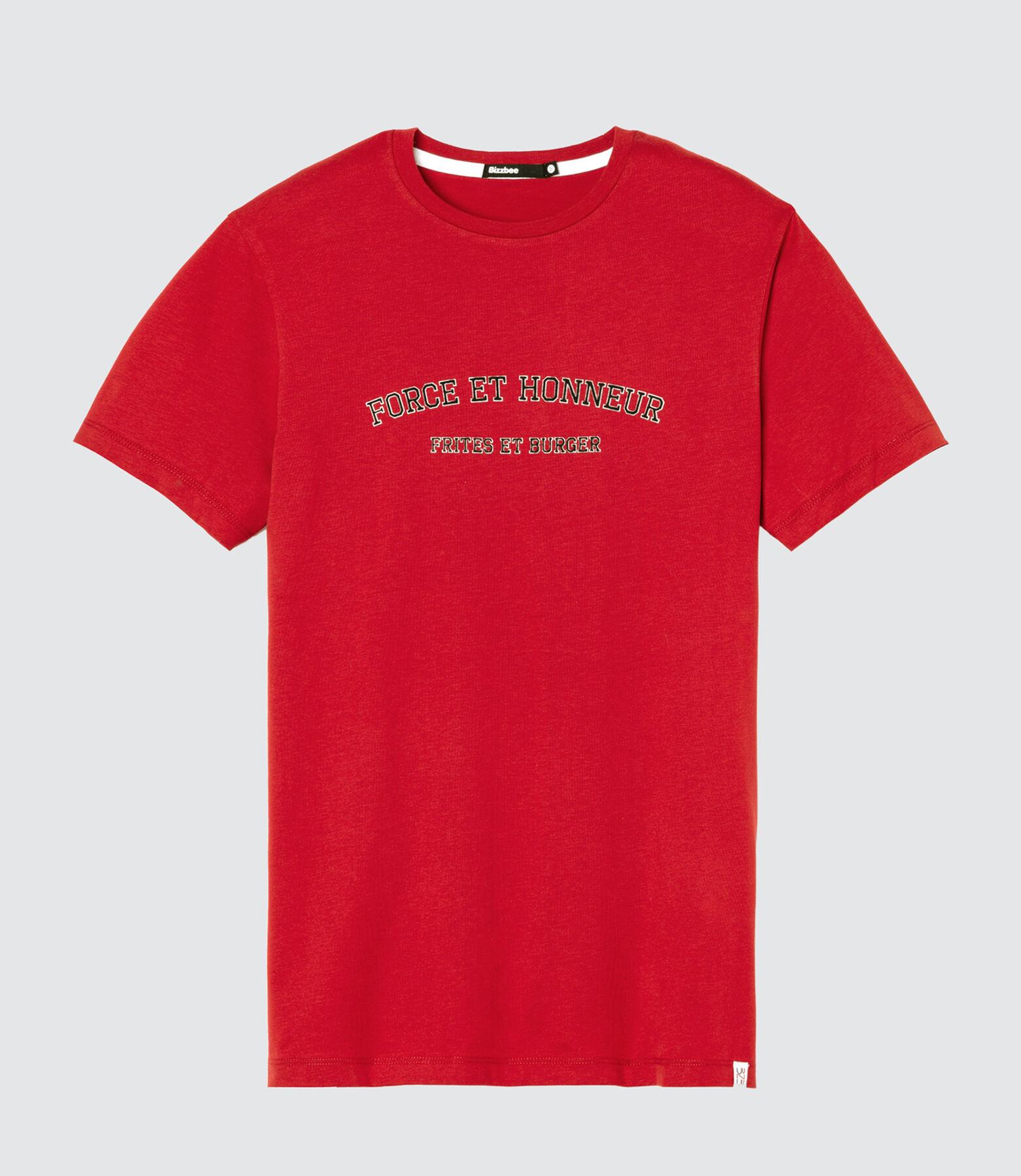 T-shirt esprit campus humour