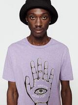 T-shirt avec main American Horror Story