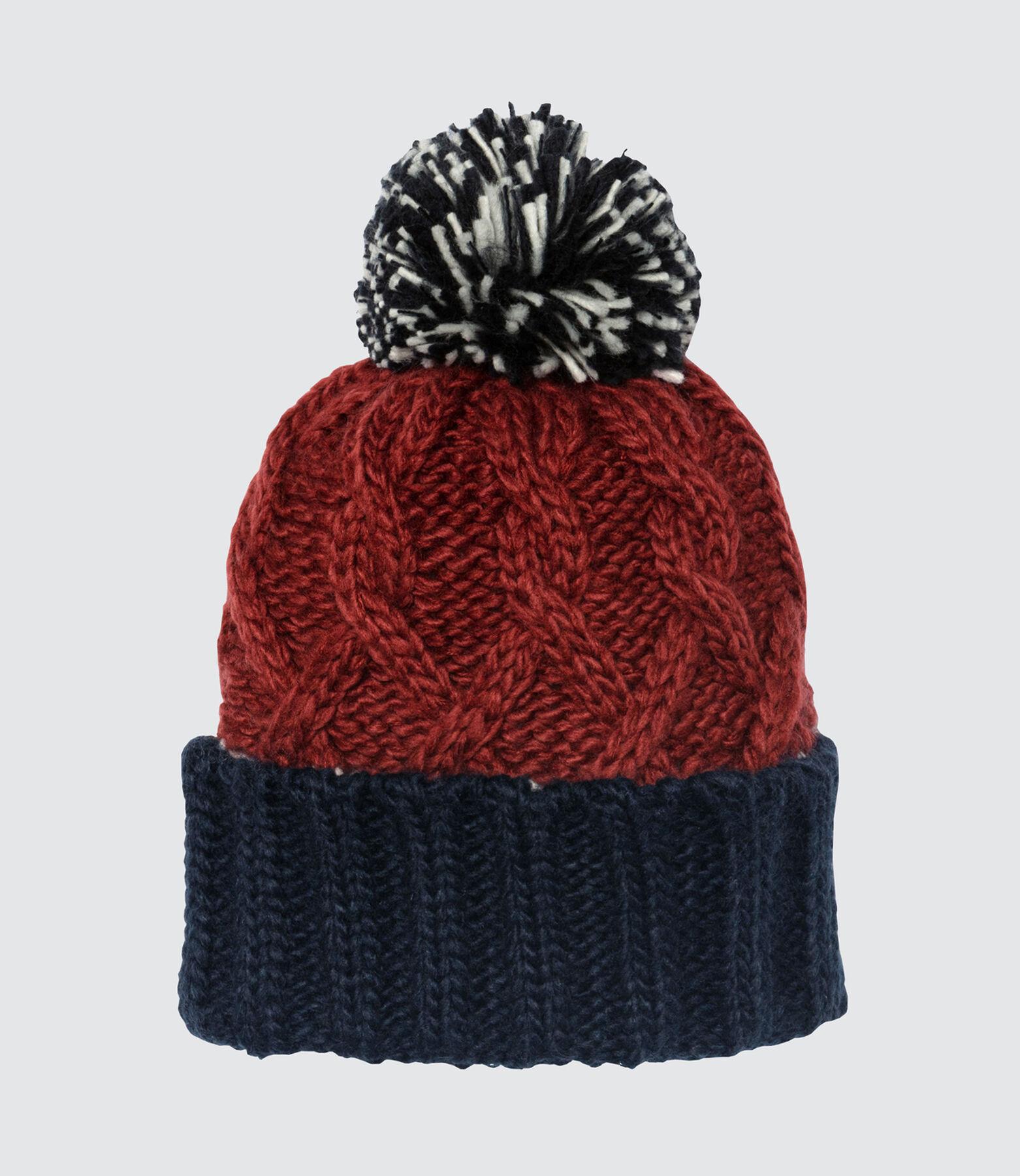 Bonnet Tricot Tricolore