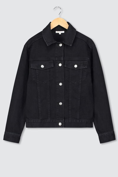 Veste Denim Coton Recyclé
