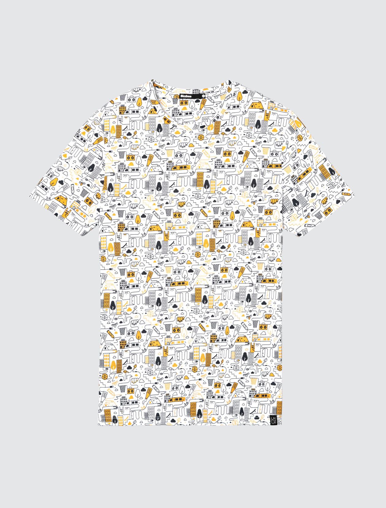 LongueBizzbee Shirt HommePolo Tee Tee Manche 7gbfY6y
