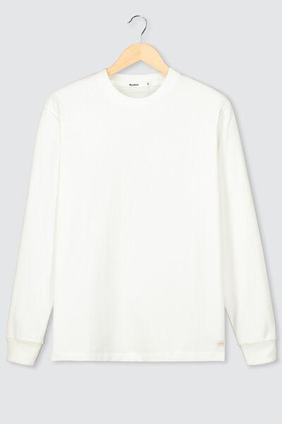 T-shirt épais et compact en coton BIO