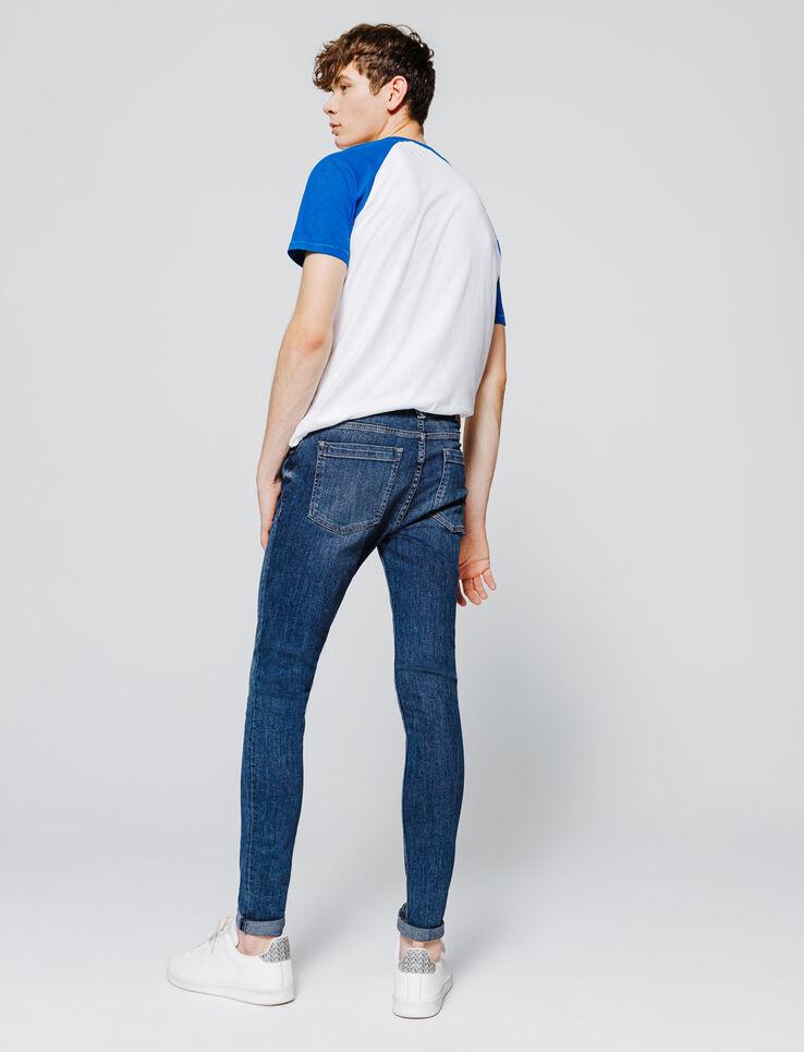 Jean ultra skinny stone