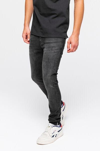 Jean skinny delavé