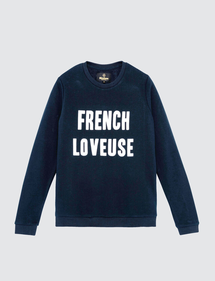 Sweat message French Loveuse