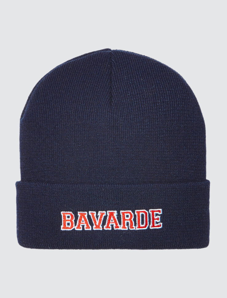 "Bonnet Message ""Bavarde"""