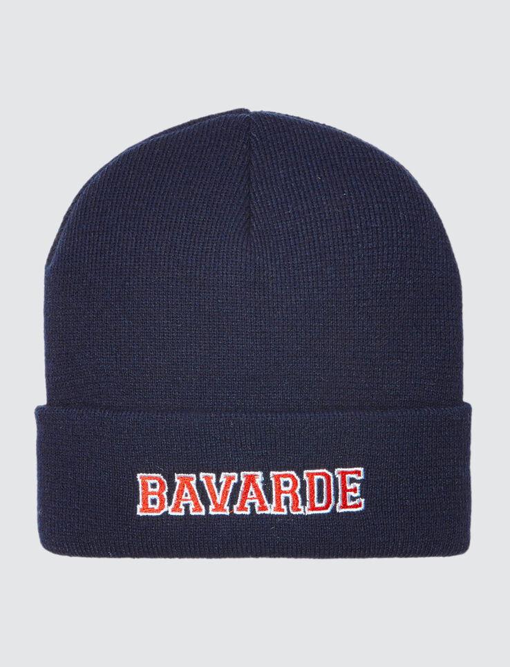 """Bonnet Message """"Bavarde"""""""