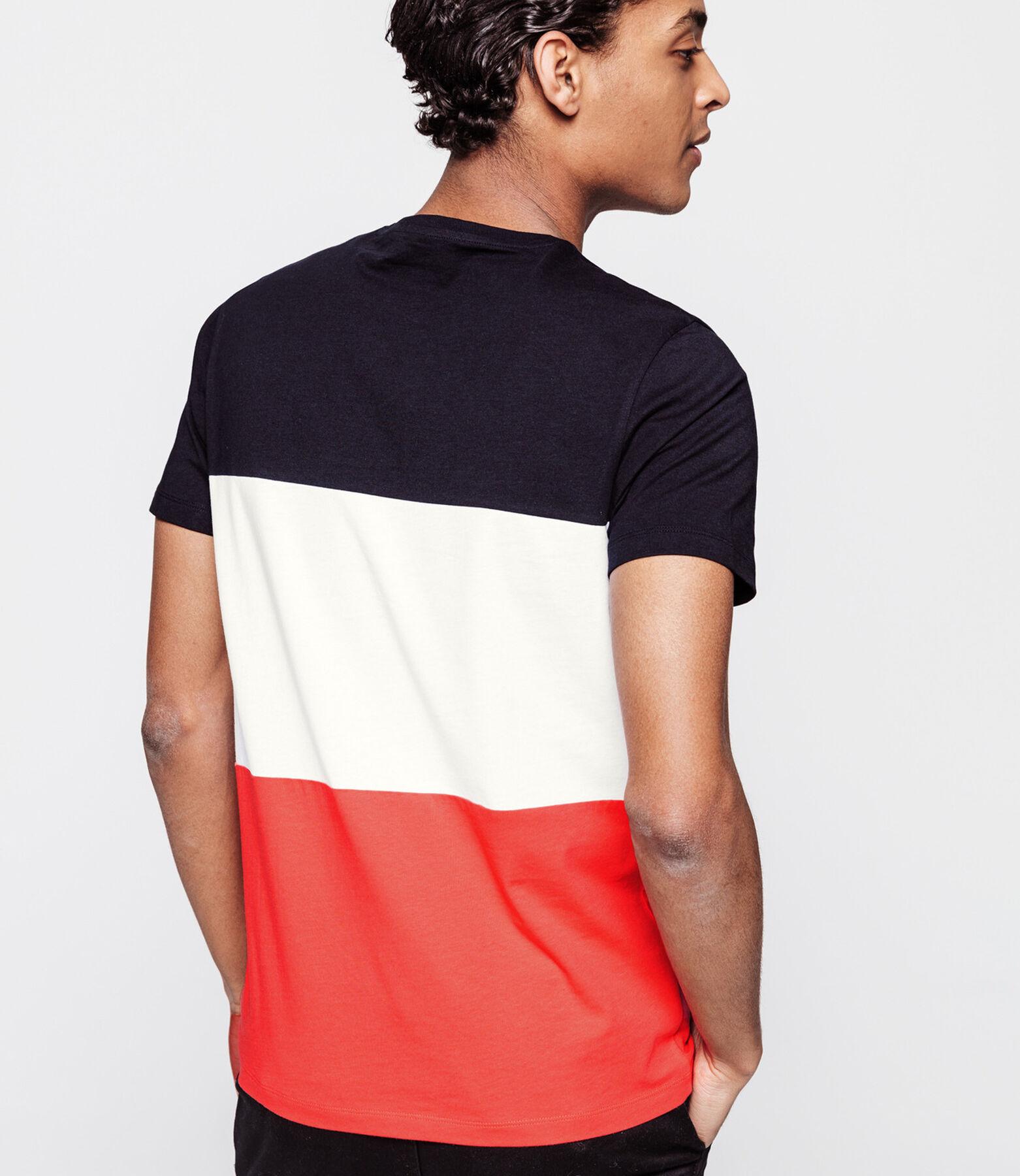 T-shirt tricolore