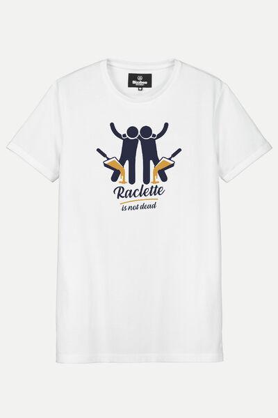 """T-shirt printé """"Raclette"""""""