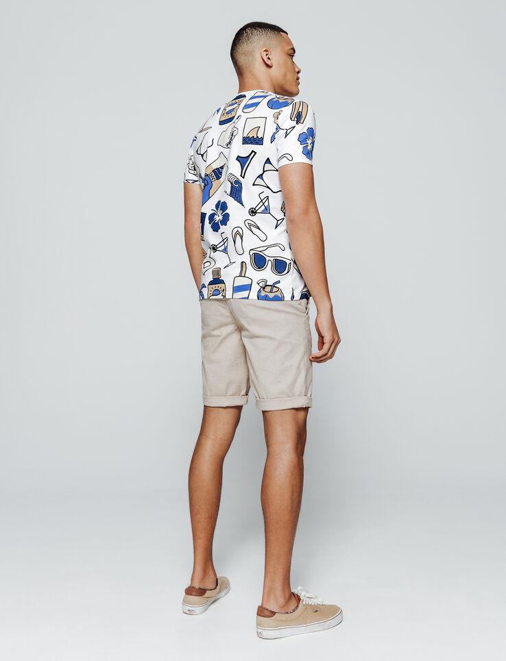 T-shirt imprimé surf
