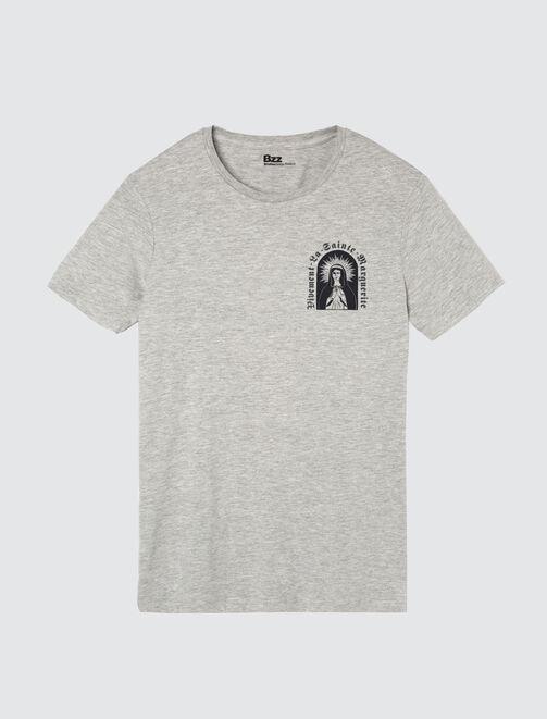"""T-shirt """"Vivement la Ste Marguerite"""" homme"""