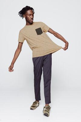 T-shirt injecté couleurs contrastantes