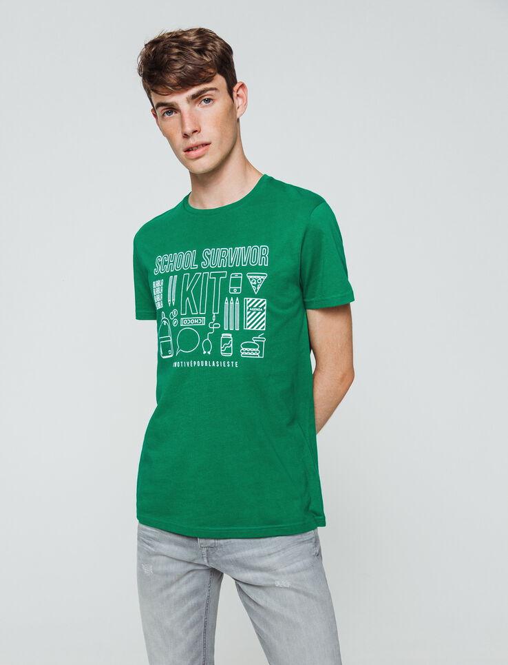 T-shirt humour dessin