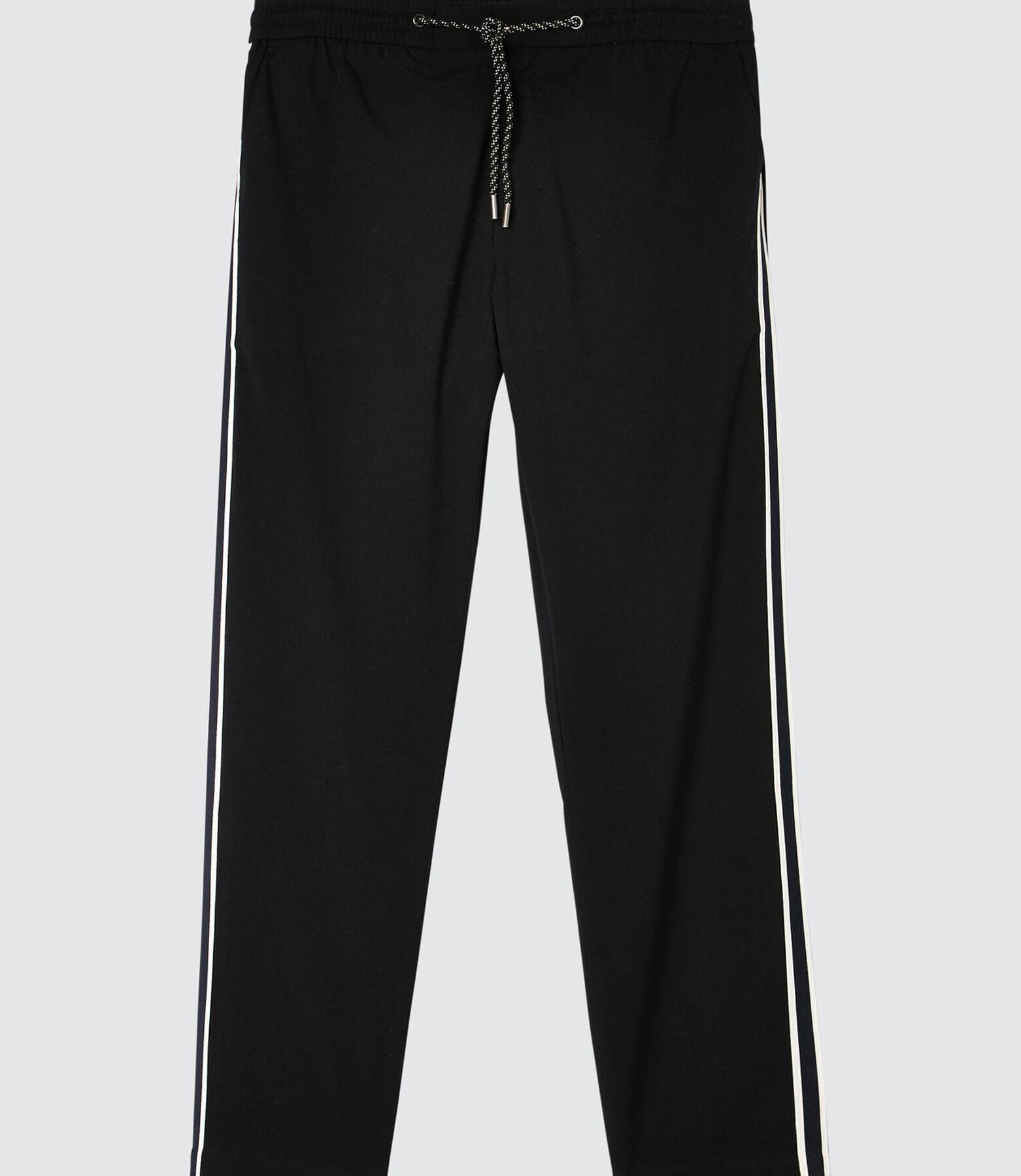 Pantalon à bandes