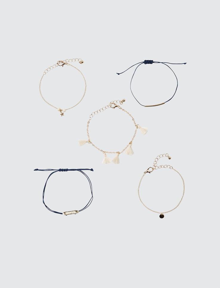 Set 5 Bracelets Boudeuse