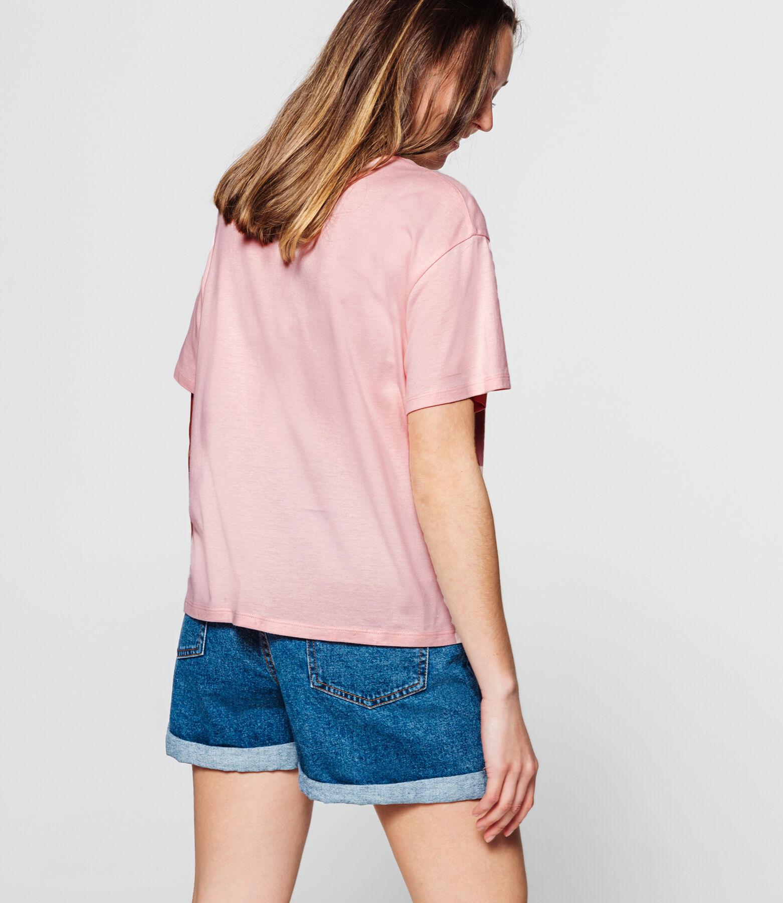 """T-shirt message """"Rosé"""""""