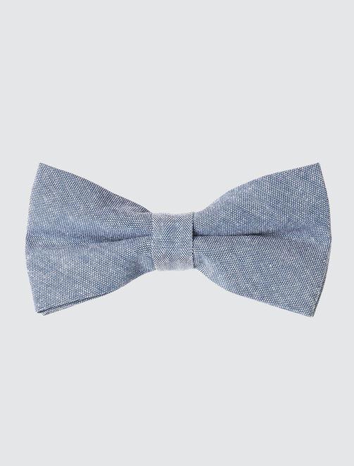 Nœud Papillon Bleu  homme