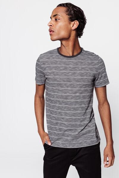 T-shirt jacquard