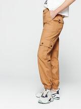 Pantalon Cargo Elastiqué