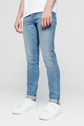Jean slim double stone