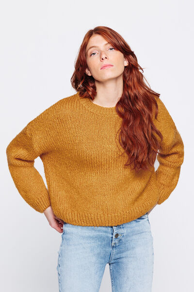Pull cropped