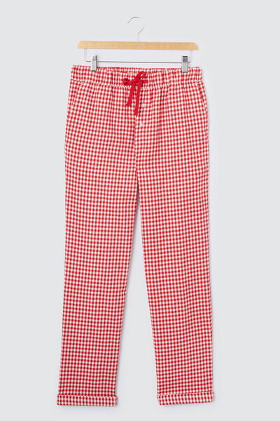 Pantalon de pyjama vichy