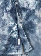 Chemise Tie & Dye