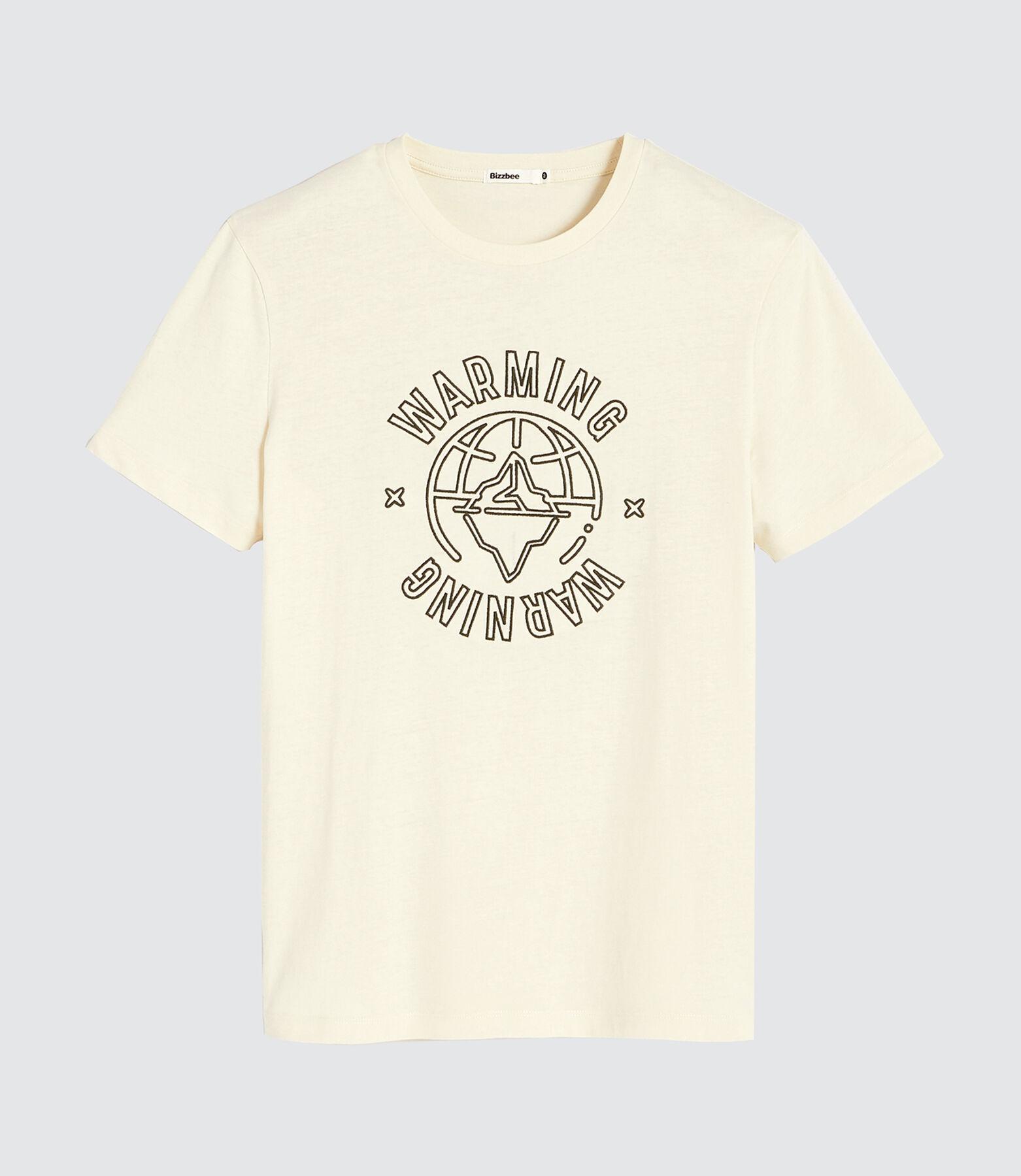 T-shirt print montagne IAB