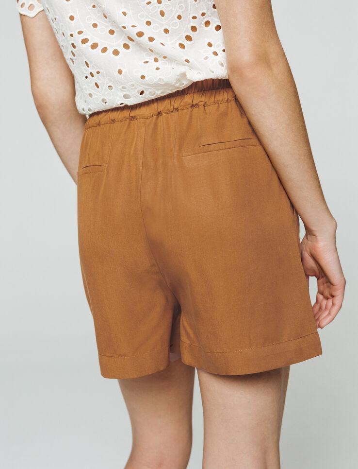 Short tencel