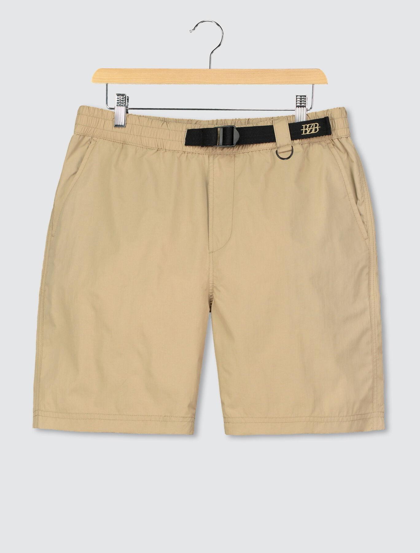 Bermuda beige technique