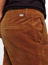 Pantalon velours