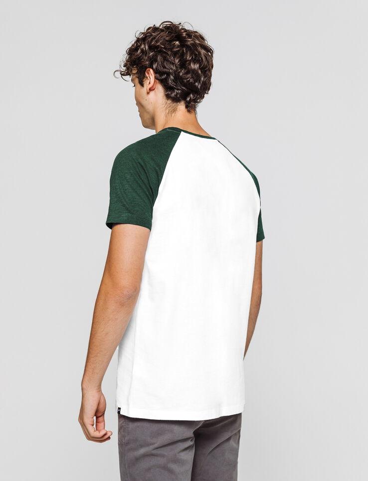 T-shirt raglan photoprint