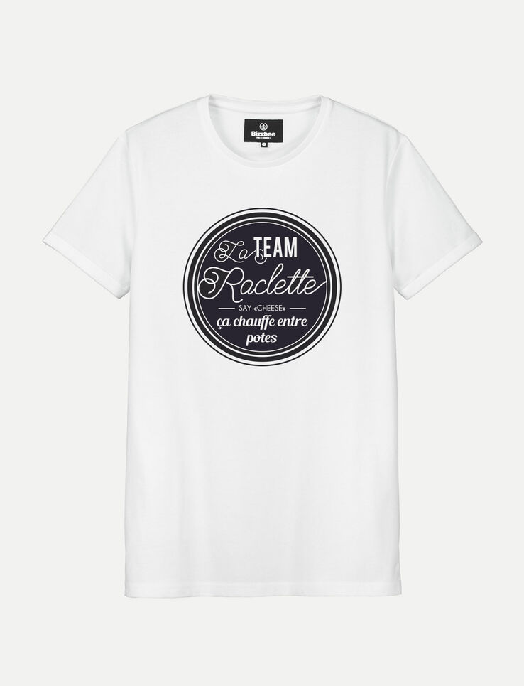 T-shirt Team Raclette