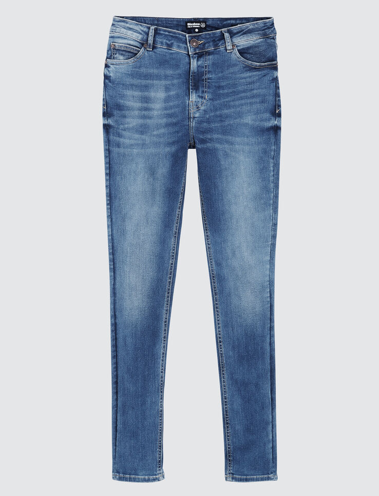 Jean ultra skinny clair