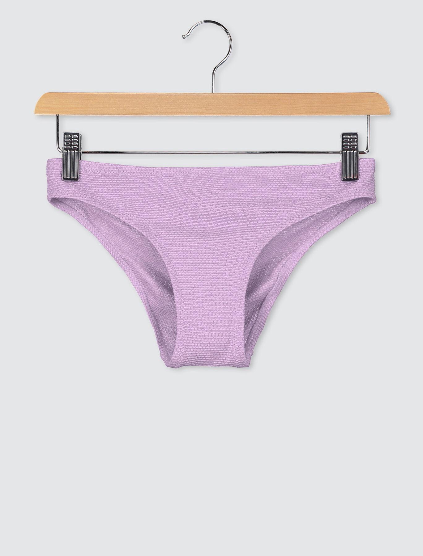 Bas de maillot de bain culotte
