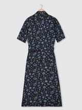 Robe Chemise Longue Imprimée