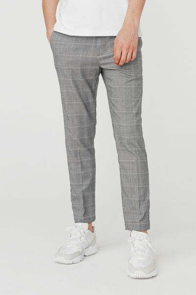 Pantalon carreaux