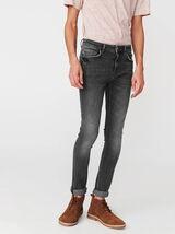 Jean skinny en coton recyclé