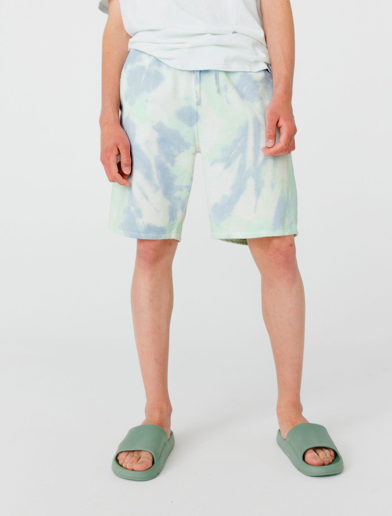 Bermuda Tie & Dye