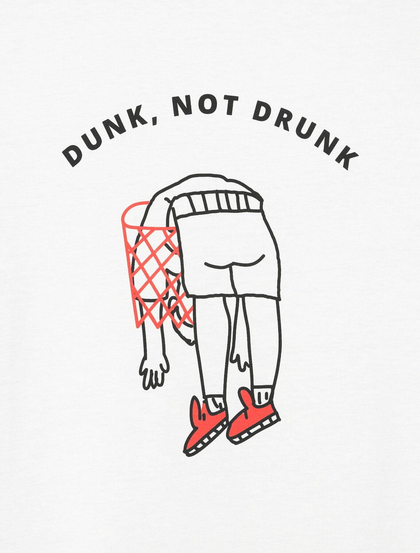 T-shirt humour coton bio