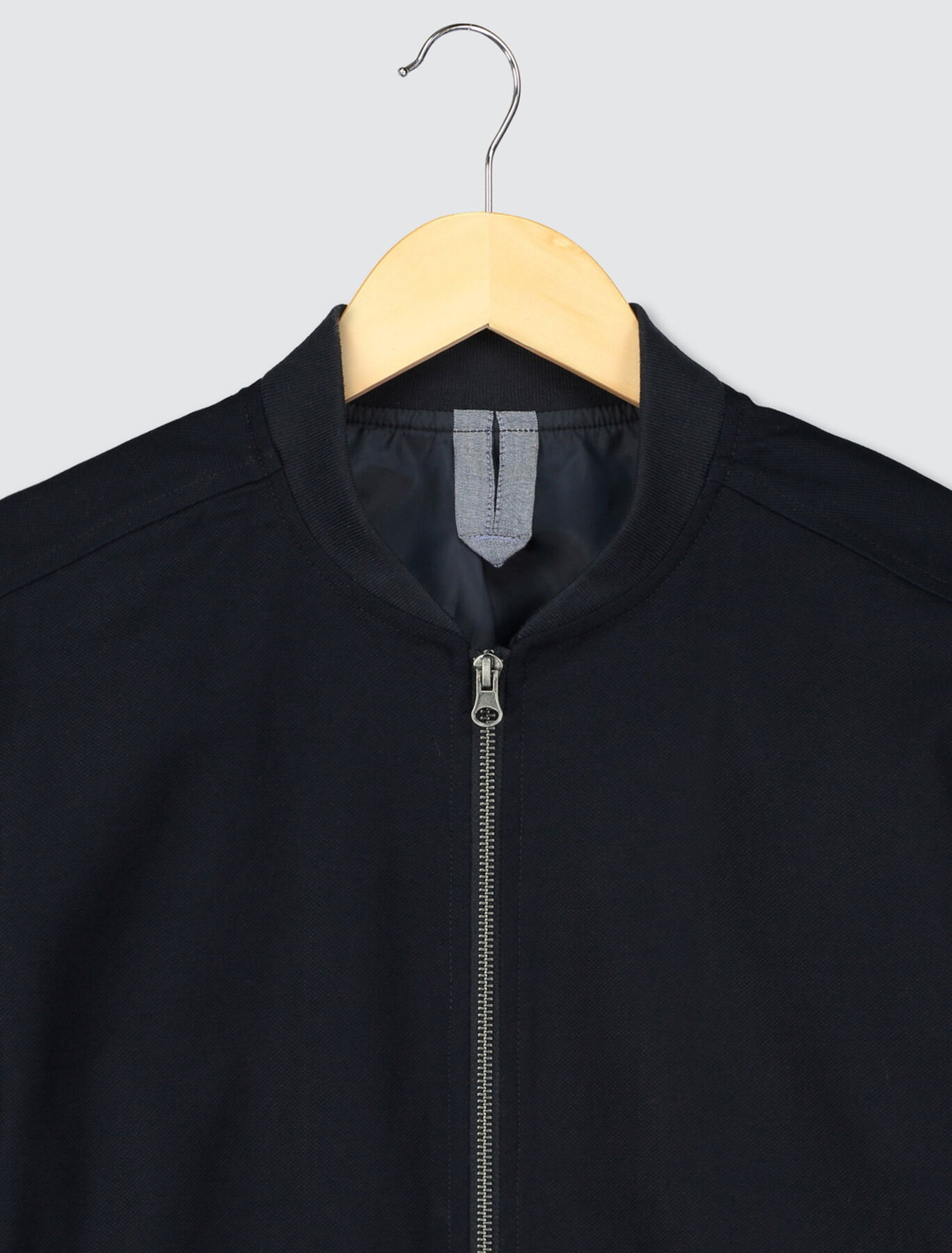 Blouson teddy oxford