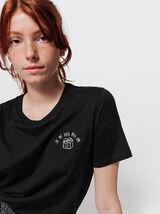 T-shirt humour Noël JE NE SUIS PAS UN CADEAU